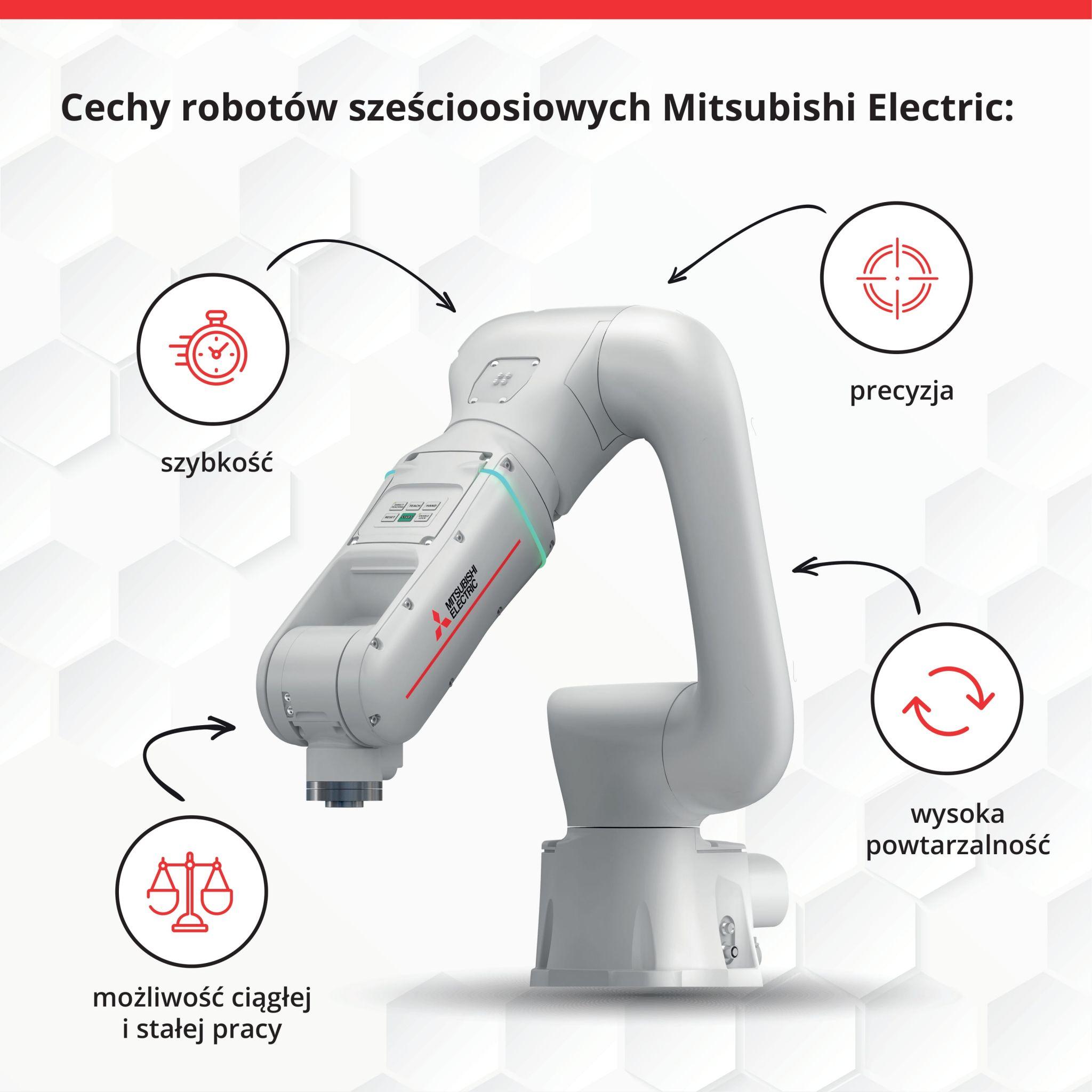 cechy robotow infografika
